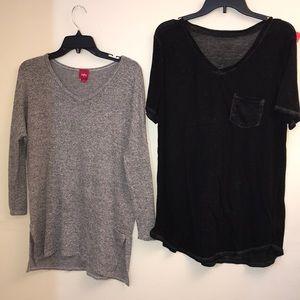 Tops - 2 Comfortable Shirts